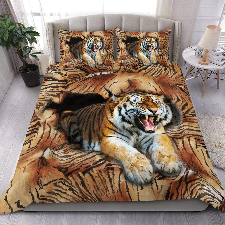 Growl Tiger Bedding Set