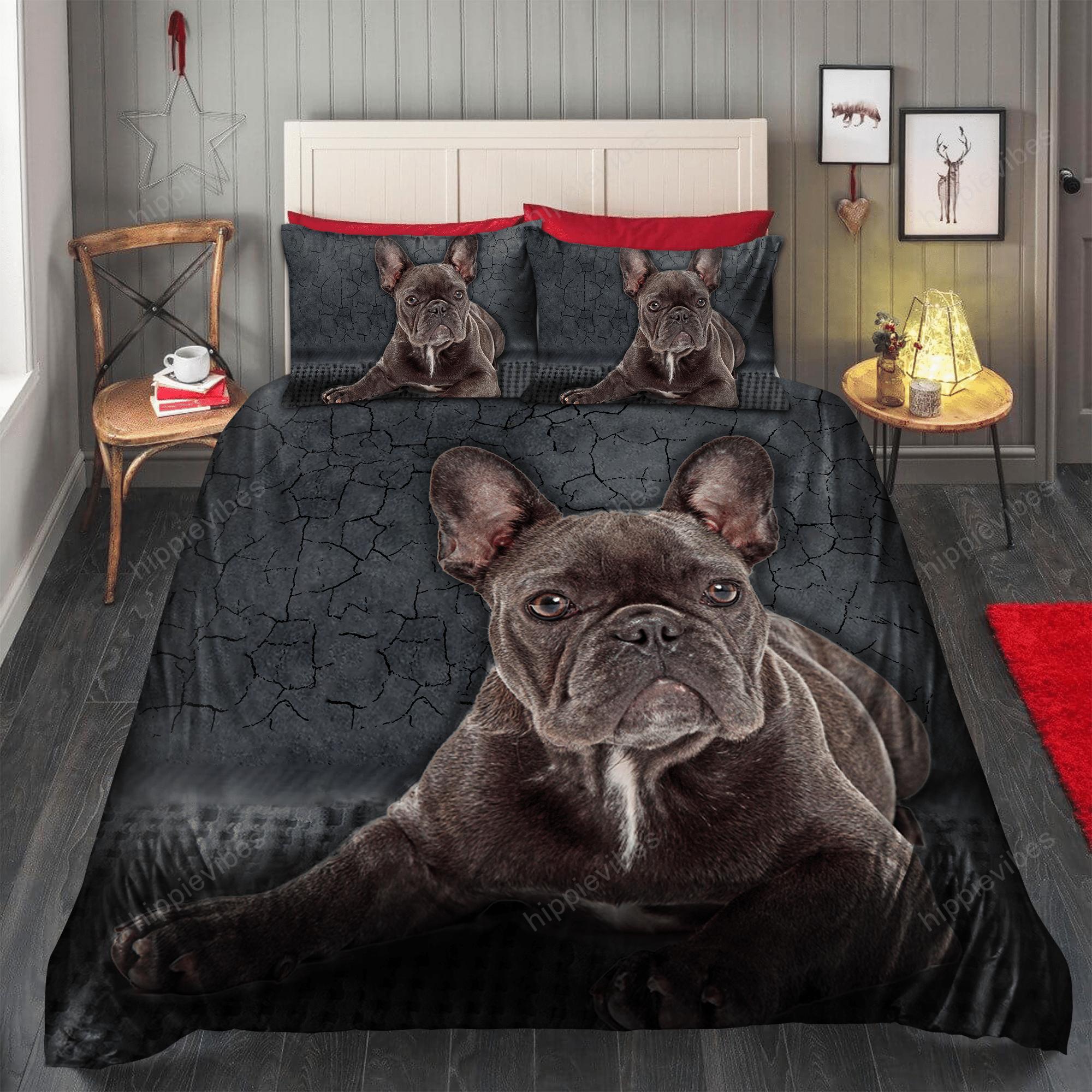 French Bulldog Bedding Set