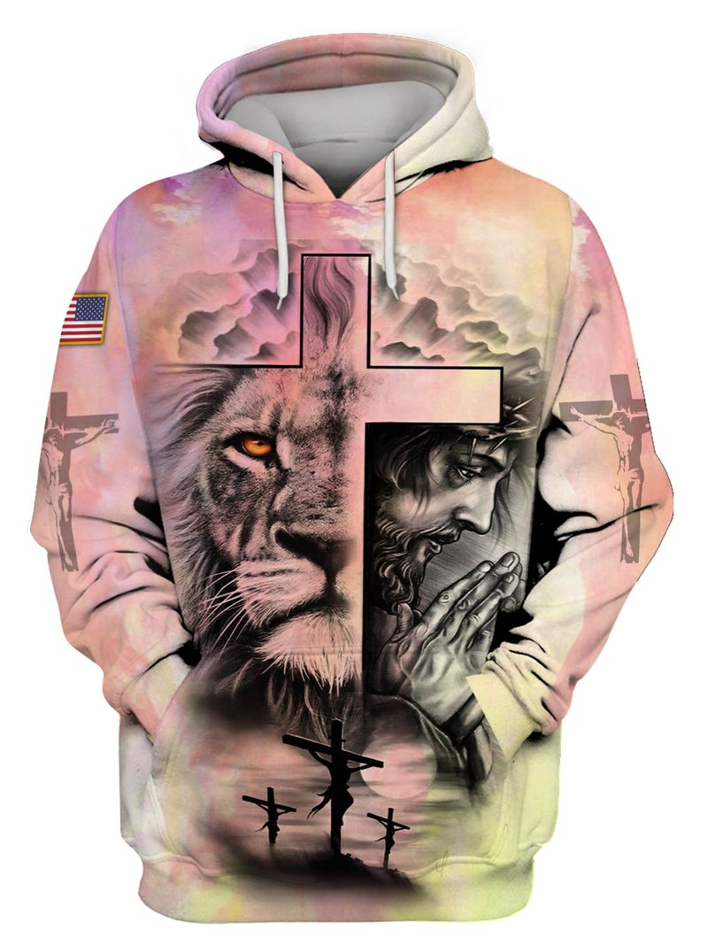 Miracle Worker Promise keeper light in the darkness 3D hoodie T-shirt